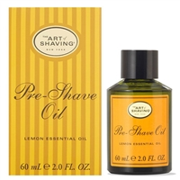 The Art Of Shaving Pre-Shave Oil Lemon Essential Oil 2.0oz / 60ml