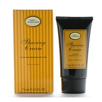 The Art Of Shaving Shaving Cream Lemon Essential Oil Brush Or Brushless 2.5oz / 75ml