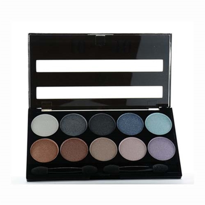W7 10 Out Of 10 Eyeshadow Palette 0.35oz / 10g