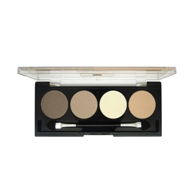 W7 The Nudes Shadow Palette 0.05oz / 5.6g
