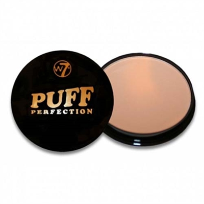 W7 Puff Perfection All In One Cream Powder Compact True Touch 10g