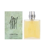 1881 by Nino Cerruti for Men 3.3 oz Eau De Toilette Spray