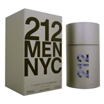 212 by Carolina Herrera for Men 1.7 oz Eau De Toilette Spray
