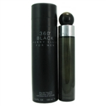 360 Black by Perry Ellis for Men 3.4 oz Eau De Toilette Spray