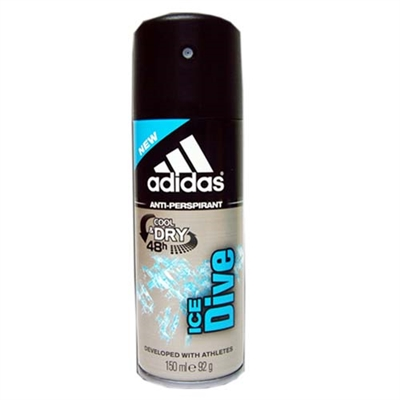 Adidas Ice Dive Cool & Dry 48hr Anti-Perspirant 150ml / 92g