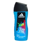Adidas Team Five Special Edition 2 In 1 Hair & Body Shower Gel 8.4oz / 250ml