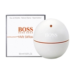 Boss In Motion White by Hugo Boss for Men 3.0 oz Eau De Toilette Spray