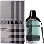 Burberry The Beat by Burberry for Men 3.4 oz Eau De Toilette Spray