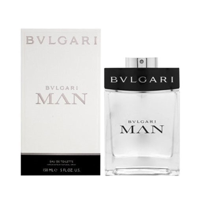 Bvlgari Man by Bvlgari for Men 5.0oz Eau De Toilette Spray