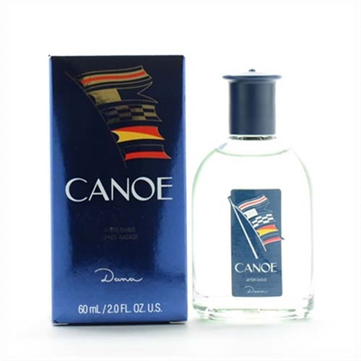 Canoe Aftershave by Dana for Men 2.0oz / 60ml