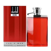 Desire by Alfred Dunhill for Men 3.4 oz Eau De Toilette Spray