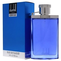 Desire Blue by Alfred Dunhill for Men 3.4 oz Eau De Toilette Spray