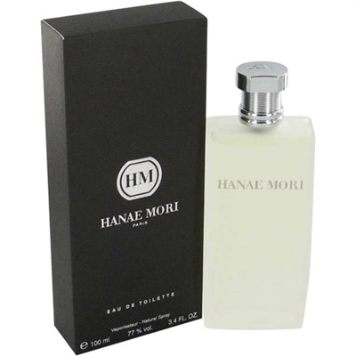 Hanae Mori by Hanae Mori for Men 3.4 oz Eau De Toilette Spray