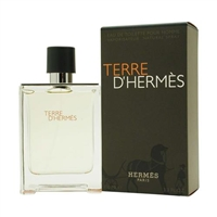 Terre D'hermes by Hermes for Men 3.3oz Eau De Toilette Spray