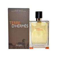 Terre D'hermes by Hermes for Men 6.7oz Eau De Toilette Spray
