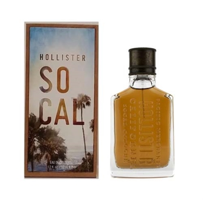 Socal by Hollister for Men 1.7 oz Cologne Spray
