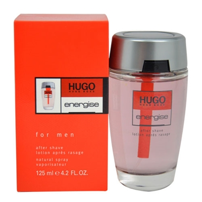 Hugo Energise by Hugo Boss for Men 4.2 oz Eau De Toilette Spray