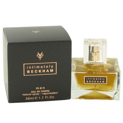 Intimately by David Beckham for Men 1.7 oz Eau De Toilette Spray