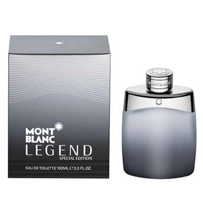 Legend Special Edition 2013 by Mont Blanc for Men 3.3 oz Eau De Toilette Spray