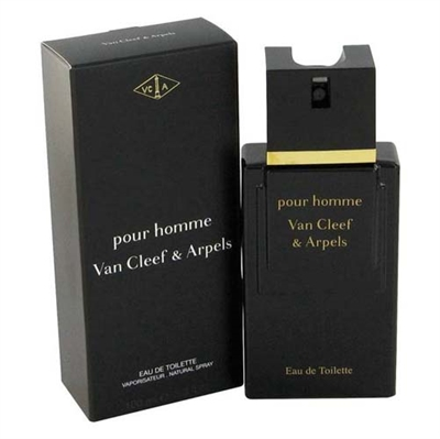 Van Cleef & Arpels Pour Homme by Van Cleef & Arpels for Men 3.4oz Eau De Toilette Spray