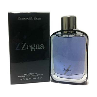 Z by Ermenegildo Zegna for Men 3.4 oz Eau De Toilette Spray