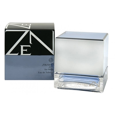 Zen by Shiseido for Men 3.4oz Eau De Toilette Spray