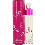 360 Pink by Perry Ellis for Women 3.4 oz Eau De Parfum Spray