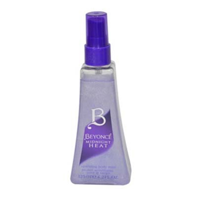 Beyonce Midnight Heat by Beyonce Sparkling Body Mist 4.2 oz