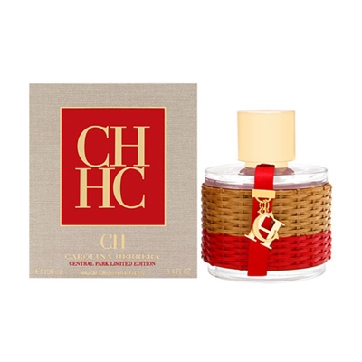 CH Central Park by Carolina Herrera for Women 3.4oz Eau De Toilette Spray