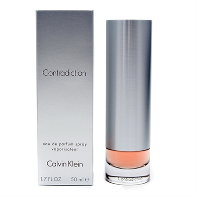 Contradiction by Calvin Klein for Women 1.7 oz Eau De Parfum Spray