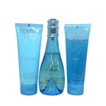 Cool Water by Zino Davidoff for Women 3 Piece Set