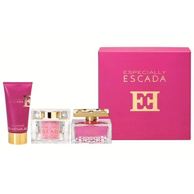 Escada Especially by Escada for Women 3 Piece Set
