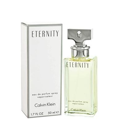 Eternity by Calvin Klein for Women 1.7 oz Eau De Parfum Spray