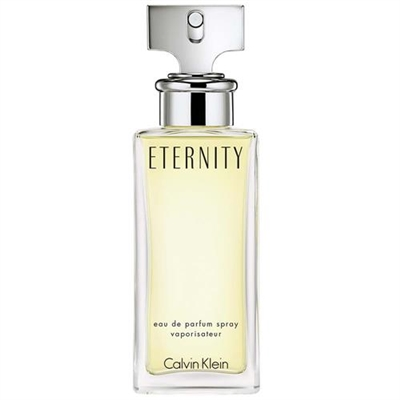 Eternity by Calvin Klein for Women 3.4 oz Eau De Parfum Spray