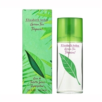 Green Tea Tropical by Elizabeth Arden for Women 3.3 oz Eau De Toilette Spray