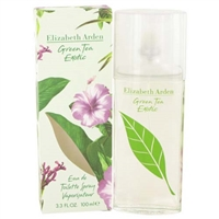 Green Tea Exotic by Elizabeth Arden for Women 3.3oz Eau De Toilette Spray