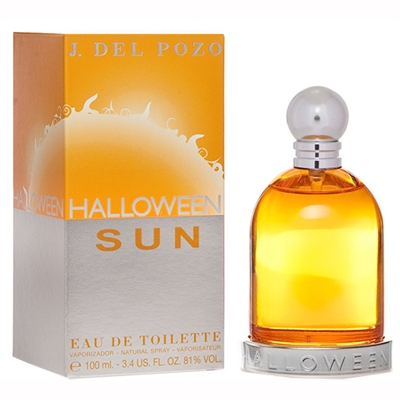 Halloween Sun by Jesus Del Pozo for Women 3.4oz Eau De Toilette Spray