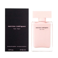 Narciso Rodriguez for Her by Narciso Rodriguez for Women 1.6 oz Eau De Parfum Spray