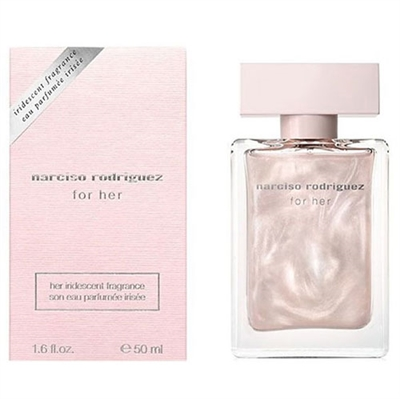 For Her Iridescent by Narciso Rodriguez for Women 1.6oz Eau De Parfum Spray