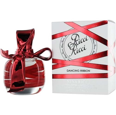 Ricci Ricci Dancing Ribbon by Nina Ricci for Women 1.7oz Eau De Parfum Spray