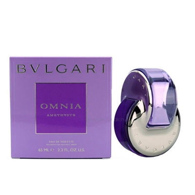 Omnia Amethyste by Bvlgari for Women 2.2 oz Eau De Toilette Spray