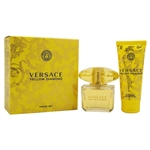 Versace Yellow Diamond by Gianni Versace for Women 2 Piece Gift Set