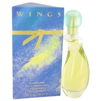 Wings by Giorgio Beverly Hills for Women 3.0 oz Eau De Toilette Spray