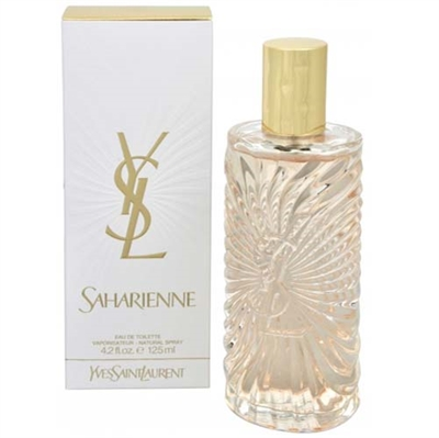 Saharienne by Yves Saint Laurent for Women 4.2 oz Eau De Toilette Spray