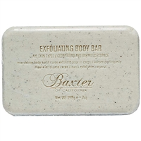 Baxter of California Exfoliating Body Bar Cedarwood And Oakmoss Essence 7oz / 198g