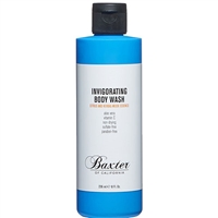 Baxter of California Invigorating Body Wash Citrus & Herbal-Musk Essence 8oz / 236ml