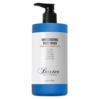 Baxter of California Invigorating Body Wash Citrus & Herbal-Musk Essence 16oz / 473ml