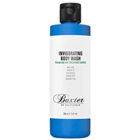 Baxter of California Invigorating Body Wash Italian Lime & Pomegranate Essence 8oz / 236ml