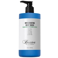 Baxter of California Invigorating Body Wash Italian Lime & Pomegranate Essence 16oz / 473ml