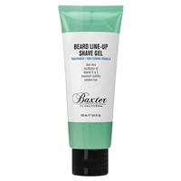 Baxter of California Beard Line-Up Shave Gel 3.4oz / 100ml